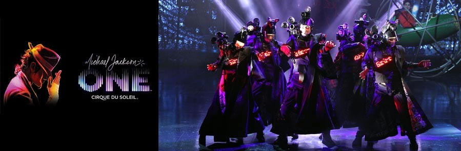 Michael Jackson ONE by Cirque du Soleil - Las Vegas